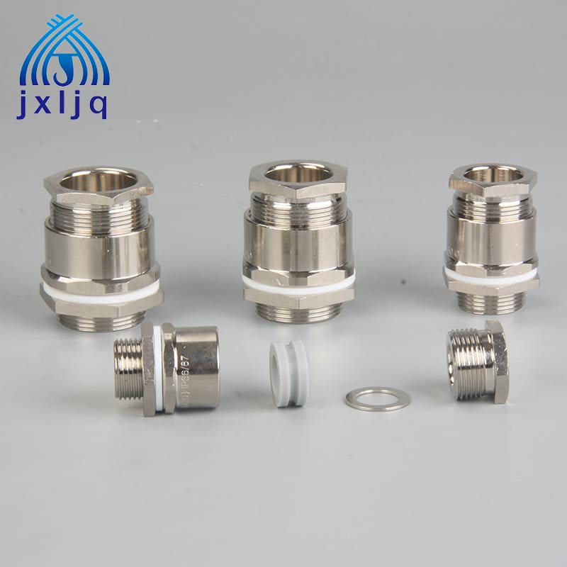 Single Compression Cable Gland (A2F E Type)