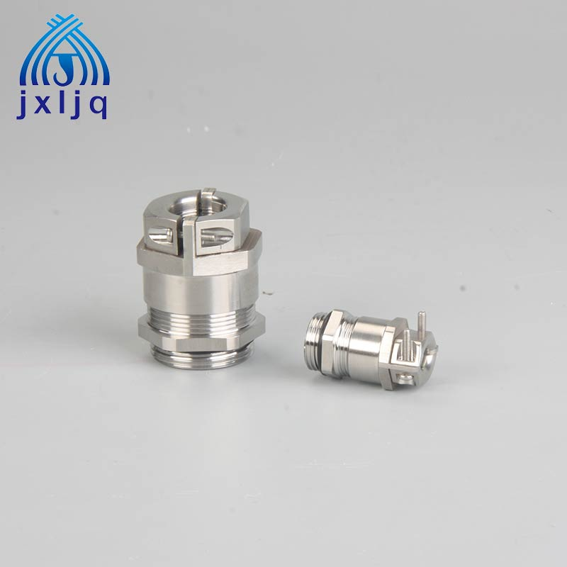 Stainless Steel Double-locked Cable Gland